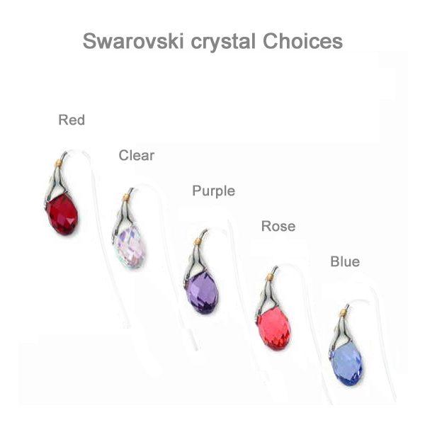 Crystal choices