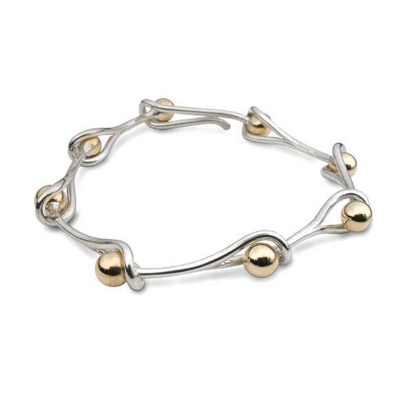 Interlink bracelet