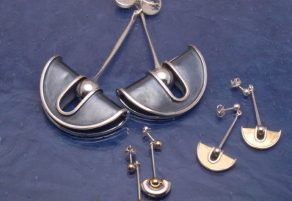 Eclipse earring collection